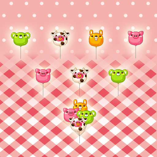 动物气球动态壁纸_安卓动物气球动态壁纸免费下载-pp