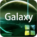 Galaxy Next桌面3D主题
