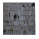 Western wall(KOTEL) notes