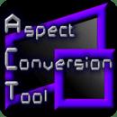 Aspect Conversion Tool