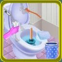 小小厕所清洁专家