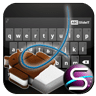 SlideIT keyboard ICS skin