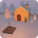 Snowmans Lodge 3D (Free ver.)