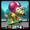 挑战滑板的老鼠