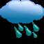 Live Wallpaper: Raining