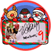 Christmas Frame Widget