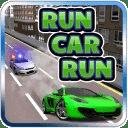 运行车赛:警方追捕