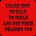 学习如何与女孩交谈