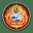 拜仁慕尼黑意识时钟