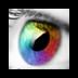 眼睛颜色控制