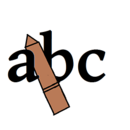 Write abc ( learnABC )