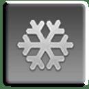 Flakey Lite - Snow Wallpaper