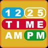 Cross Word Clock