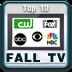 10顶部的秋季电视节目