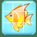 鱼类拼图 -- 宝宝版
