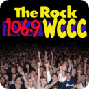 The Rock 106.9, WCCC