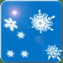 雪花-动态壁纸