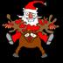 搞笑圣诞老人 LWP