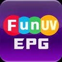 FunUV EPG 电视节目表