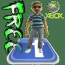 XBOX的Gamertag在你的脸!