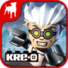 孩之宝玩具城防御  KRE-O CityVille Invasion