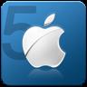 iPhone5S主题锁屏