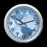 时间机器 Time Machine 世界时钟的 (汉语)