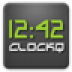 Q时钟 ClockQ - digital clock widget