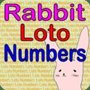 RabbitLotoNumbers
