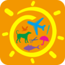 宝宝识图-太阳树