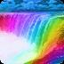 Rainbow Waterfalls LWP
