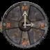 Industrial Clock Widget