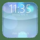 iOS锁屏HD