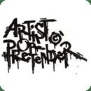 Artist OR Pretender - rate art