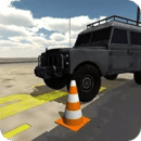 棚户区停车场3D