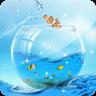 3D Fish Tank Aquarium