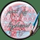 Pink Pig Keyboard