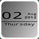 Mono Date Widget Lite