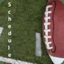 Football Schedules (U.S. Pro)