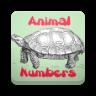 蹒跚学步的小动物的数量 Toddler Animal Numbers