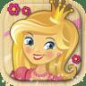 儿童画画游戏书公主的秘密花园