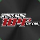 104.3风扇(体育收音机)