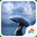 雷雨天-梦象壁纸
