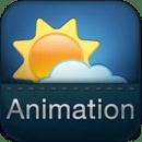 天气通动画插件