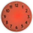 棕色时钟插件 2x2