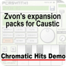 Chromatic Hits demo (Caustic)