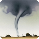 龙卷风警告警报器