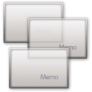 PhotoMemo widget (DEMO)