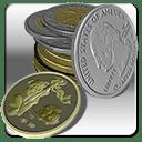 抛硬币 3D