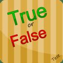 True of False-Test